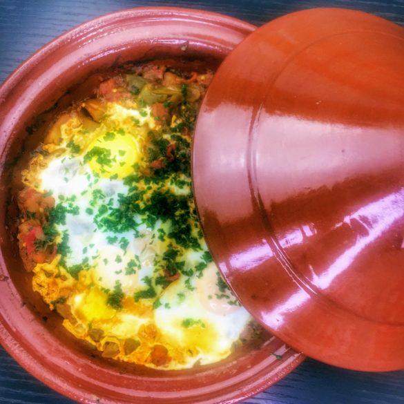 chakchouka recette traditionnelle Algérie