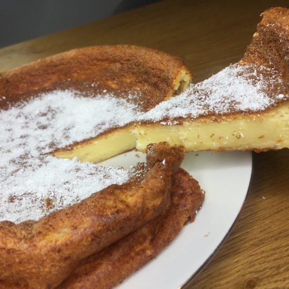 gâteau au yaourt crémeux