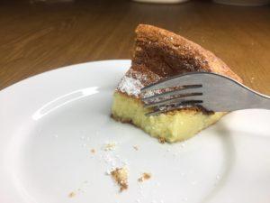 gâteau au yaourt crémeux et léger