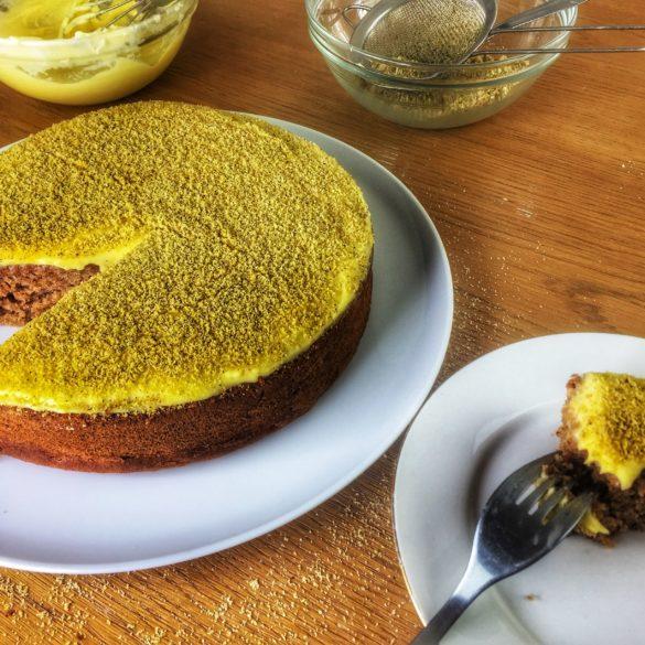 recette vegan banana cake
