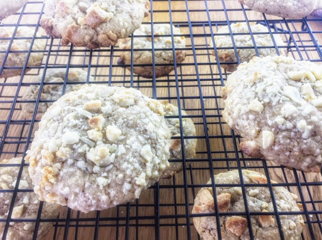 cookies vegan chocolat blanc