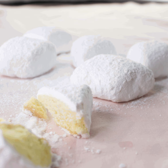 Boussou la tmessou pâtisserie algérienne
